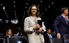 Thượng viện Mỹ 'bật đèn xanh' cho bà Gina Haspel