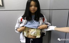 Tìm hiểu vụ bé gái Việt nghi chuyển lậu ngà voi ở Trung Quốc