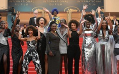 Thảm đỏ Cannes: Sân chơi của nhiều trò lố lẫn thông điệp thời sự