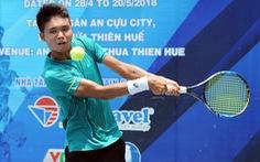 Chủ nhà vắng bóng tại giải quần vợt Vietnam F3 Futures