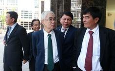 Hai ứng viên phó chủ tịch VFF xin rút lui