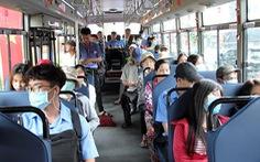 Xe buýt mẫu TP.HCM và những tín hiệu tích cực