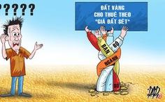 Muôn nẻo lãng phí đất vàng ở TP.HCM