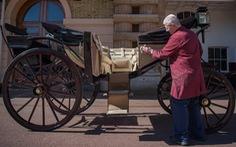 Cỗ xe ngựa sẽ chở vợ chồng Hoàng tử Anh trong đám cưới Hoàng gia