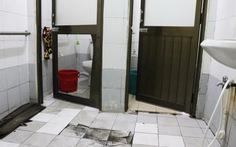 Nhà vệ sinh bệnh viện đang là nỗi sợ lớn nhất của bệnh nhân