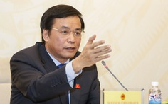 Trường hợp ĐBQH Đinh Thế Huynh: Bộ Chính trị có ý kiến mới xem xét