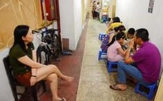 Bảo vệ chung cư 'điểm mặt' các tật xấu ảnh hưởng cộng đồng