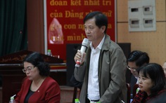 Đà Nẵng cảnh cáo chủ tịch UBND quận Cẩm Lệ
