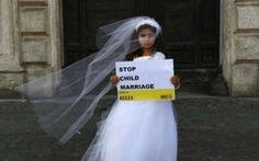 Indonesia đau đầu với đám cưới 'trẻ con'
