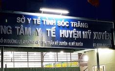 Bé trai tử vong khi đang truyền dịch tại trung tâm y tế huyện