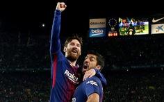 Vượt Ronaldo, Messi lập kỷ lục giành Chiếc giày vàng châu Âu