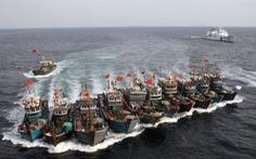 Việt - Trung thiết lập đường dây nóng về hoạt động nghề cá trên biển