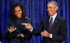Hồi ký của bà Obama bán 2 triệu bản trong hai tuần
