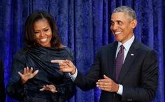 Ông bà Obama là hai người được ngưỡng mộ nhất ở Mỹ