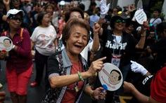Phe đối lập Thái xuống đường nhắc nhớ 4 năm đảo chính