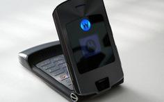 Motorola rục rịch sản xuất điện thoại nắp gập thông minh
