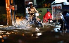 Trận mưa lịch sử tối 19-5, TP.HCM chỉ có 10 đường ngập?