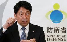 Bộ trưởng Quốc phòng Nhật: Trung Quốc muốn 'sự đã rồi' trên Biển Đông