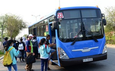 TP.HCM có 20 tuyến xe buýt mẫu