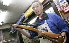 Videographic không cấm súng nhưng tại sao Nhật Bản không có xả súng?