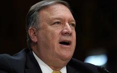 Ngoại trưởng Mỹ đọc thư hủy hội nghị thượng đỉnh với Triều Tiên trước Thượng viện