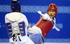 Những hình ảnh đầy cảm xúc tại giải Taekwondo người khuyết tật