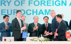 FTA Việt Nam - EU 'không có rào cản lớn nào'