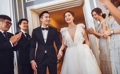 Chung Hân Đồng cưới chồng sau 10 năm sự cố ảnh nóng