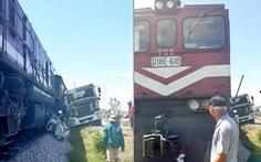 Tai nạn đường sắt thứ 4 trong 4 ngày do xe bồn vượt đường ngang