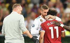 Ramos nói gì về pha bóng khiến Salah bị thương nặng?