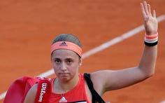Đương kim vô địch Ostapenko bị loại ở vòng 1 Roland Garros
