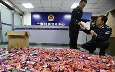 Đầu mối thuốc giả từ Trung Quốc và Ấn Độ