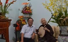 Nhạc sư Vĩnh Bảo về Đồng Tháp sinh sống