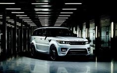 Range Rover Sport – SUV hạng sang đột phá các giới hạn
