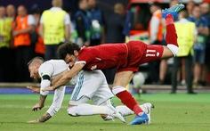 8 thẻ đỏ 'có tiếng' của Sergio Ramos