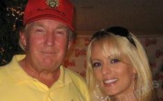 Ông Trump trả tiền luật sư 'ém' vụ cô đào phim khiêu dâm