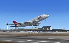 Sân bay ở Chubu Nhật Bản tặng quà may mắn cho khách