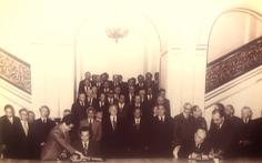 Mỏ dầu Bạch Hổ: Bắt tay với Liên Xô