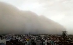 Clip bão cát kinh hoàng giết chết ít nhất 100 người ở Ấn Độ