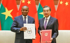 Trung Quốc muốn 'phủ sóng' khắp thế giới