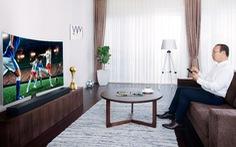 HLV Park Hang Seo chọn TV nào cho giải trí tại gia?