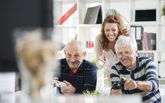 Chơi video game cải thiện chất lượng sống cho bệnh nhân suy tim?