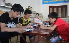 'Thư viện ông Dũng' dành cho học sinh nghèo