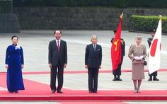 Việt Nam rất coi trọng quan hệ với Nhật Bản