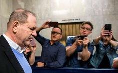 Ông trùm Harvey Weinstein chính thức bị truy tố