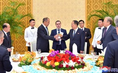 Ngoại trưởng Nga làm gì ở Triều Tiên?