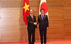 Nhật Bản ủng hộ một Biển Đông hòa bình