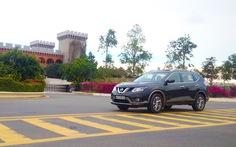 Đánh giá xe X-Trail trên những cung đường Đông Nam Bộ