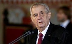 Czech thừa nhận từng sản xuất chất độc thần kinh Novichok