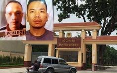 Truy tố 2 nguyên cán bộ quản giáo để 2 tử tù trốn trại